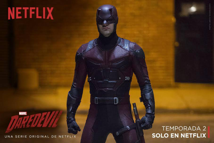 El tráiler de lo nuevo de 'Daredevil' ya está aquí (y te va a encantar)