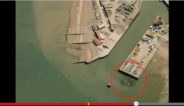 「ゴジラ級に巨大なカニ」がイギリスで発見された!?目撃者も存在 実存する可能性も