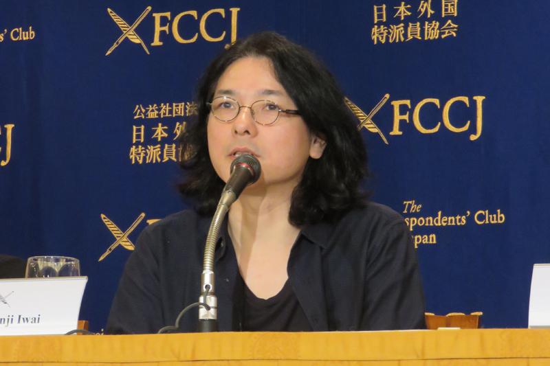 岩井俊二監督、東京国際映画祭内特集で『打ち上げ花火〜』ら5作品上映 「バケーションに近いような感覚で楽しみしかないです」