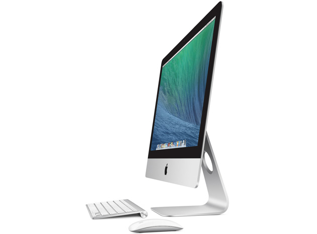 Apple unveils a lower-cost iMac starting at $1,099