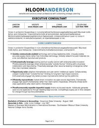 25 Great Resume Templates For All Jobs