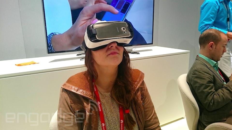 Ya puedes reservar el Gear VR para los Galaxy S6 y S6 edge