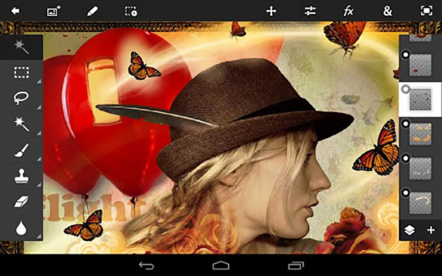 Adobe says goodbye to its Photoshop Touch app, hello to Project Rigel