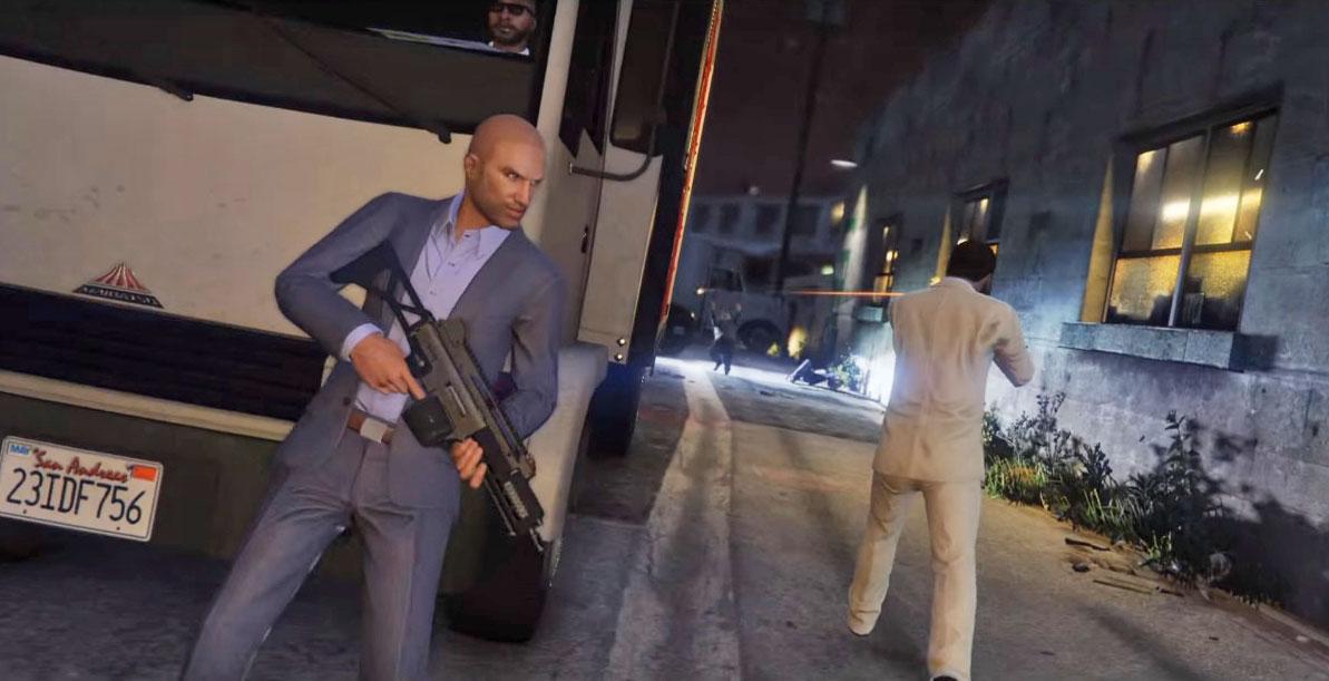 Build a criminal empire in new 'GTA V Online' expansion