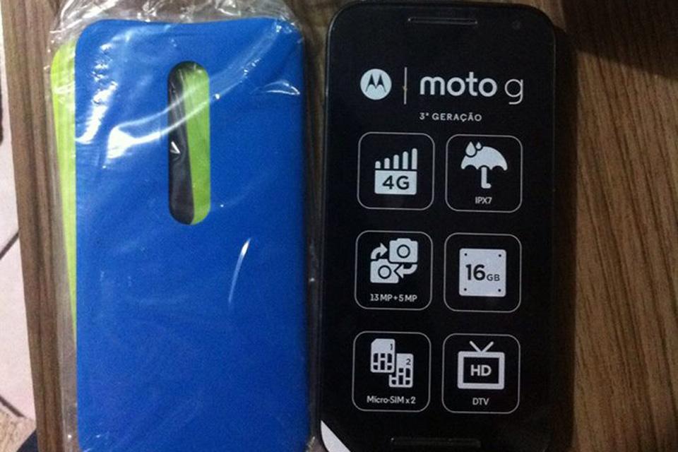 Third Generation Moto G