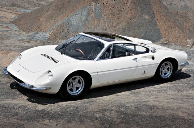 フェラーリ・365 P ベルリネッタ スペチアーレ