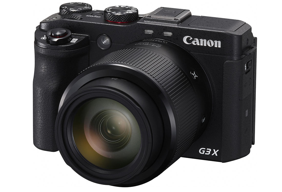 Canon's pricey PowerShot G3 X compact is all about the zoom