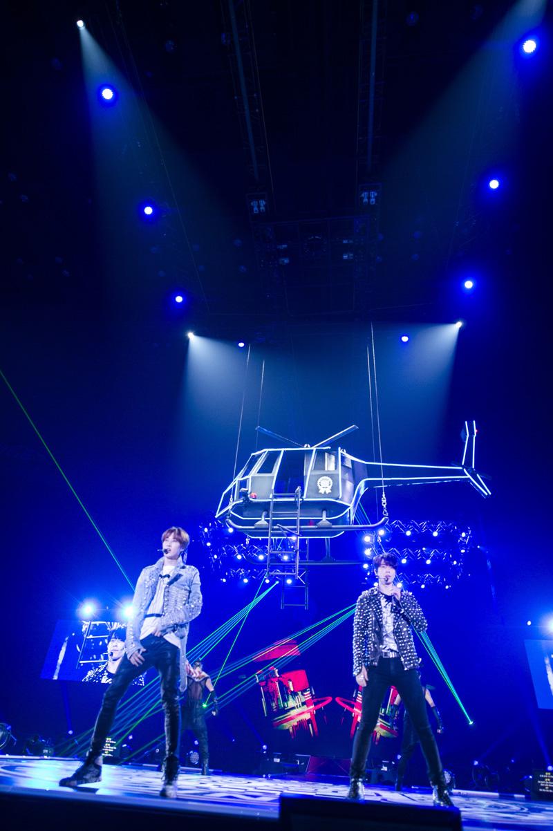 SUPER JUNIOR-D&E、10万人を動員したジャパン・ツアーが終幕