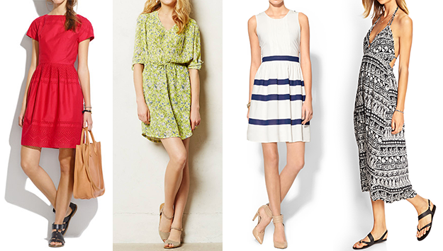 Pretty spring dresses you'll wear again and again