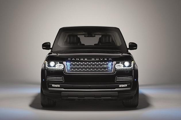 ランドローバー、高級SUVの装甲仕様車「レンジローバー・センチネル」を発表