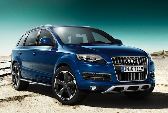 Audi Q8 Confirmed For Production Aol Uk Cars