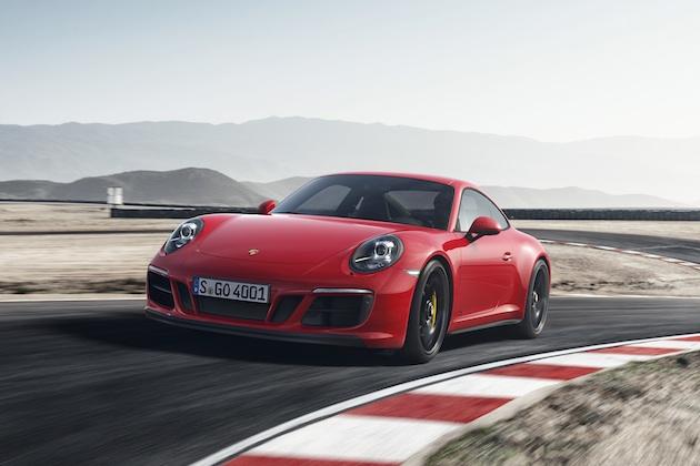 ポルシェ、「911」シリーズに5タイプの「GTS」を追加