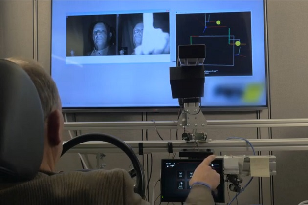 【ビデオ】デルファイ、視線の動きで車載システムを操作できる新技術を開発中