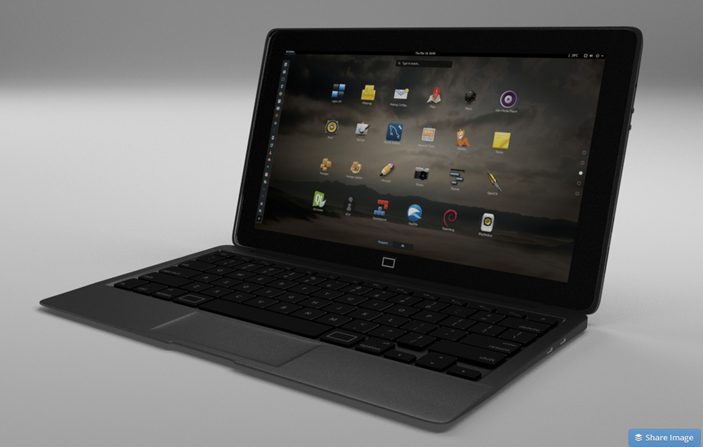 Purism introduces privacy-focused 2-in-1 tablet