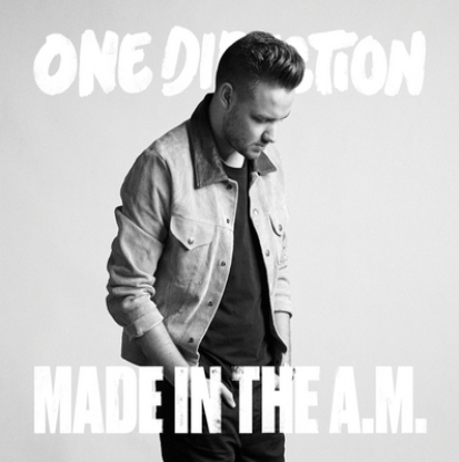 one direction made in the am album cover liam payne