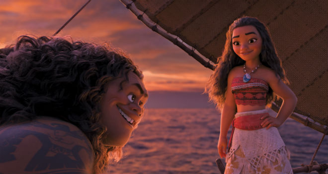 Walt Disney Pictures' MOANA