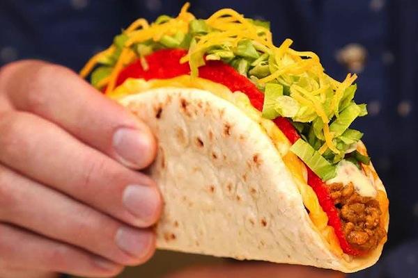 ranking taco bell menu items, doritos cheesy gordita crunch