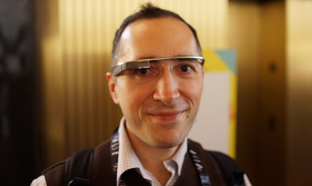 Bild zu «Google-Glass-Gründer geht zu Amazon»
