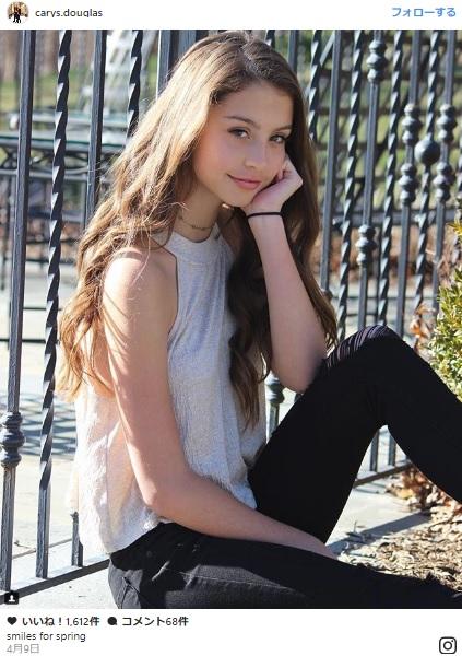 キャサリン・ゼタ=ジョーンズとマイケル・ダグラスの娘が美少女に成長!