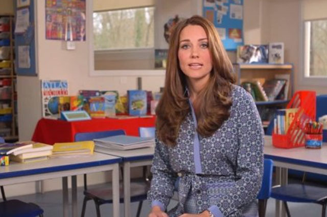 Children and mental health: How the Duchess of Cambridge is helping to break down the stigma
