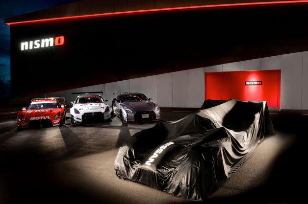 【ビデオ】日産が「GT-R LM Nismo」で2015年のル・マンに参戦