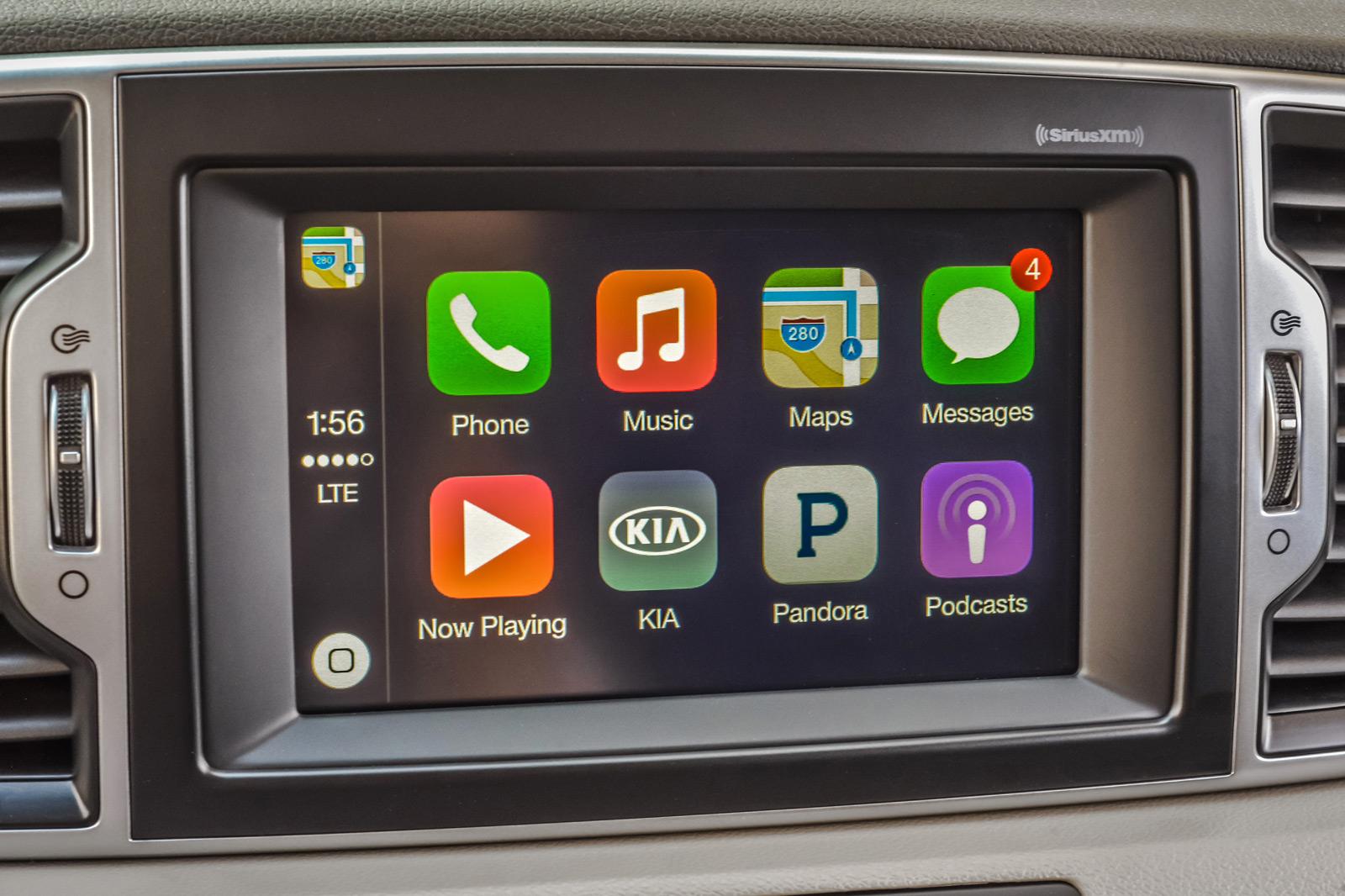 KIA 准备将 Android Auto 与 Apple CarPlay 支持下放旧款车型