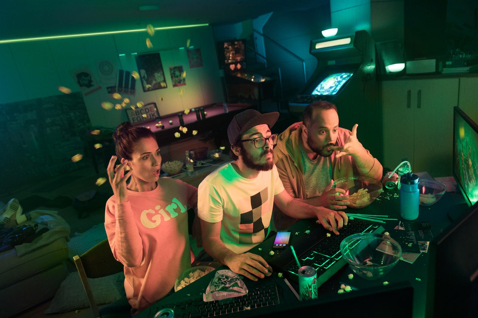Philips Hue wird mit Razer und mehr zur PC-Lightshow