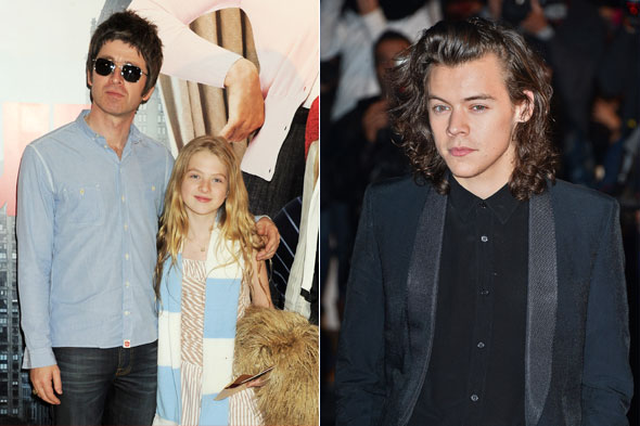 Noel Gallagher's daughter Anais reveals moment he embarrassed her in front of Harry Styles