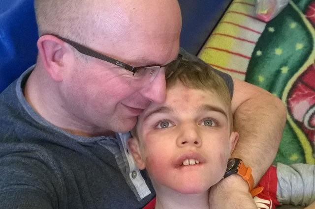 Parents forced to make weekly 550-mile round trip to see their autistic son