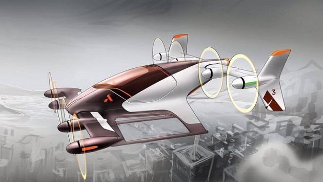 エアバス、2020年までに空飛ぶ自動運転タクシー「ヴァーハナ」の実用化を目指す