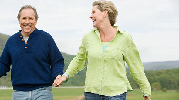Brisk walk could beat high blood pressure