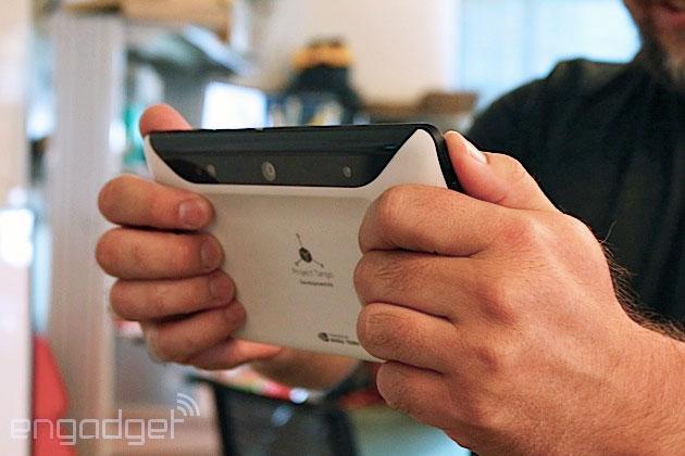 Google's experimental 3D-scanning tablet goes on public sale for $512
