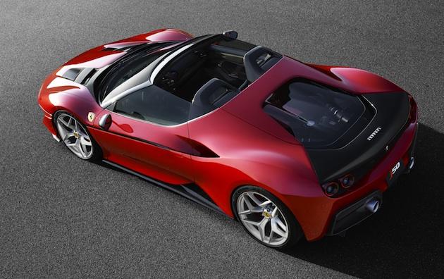 フェラーリ・J50