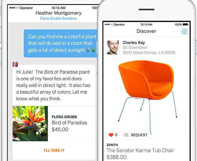 Uber co-founder's new app wants to be your personal shopper