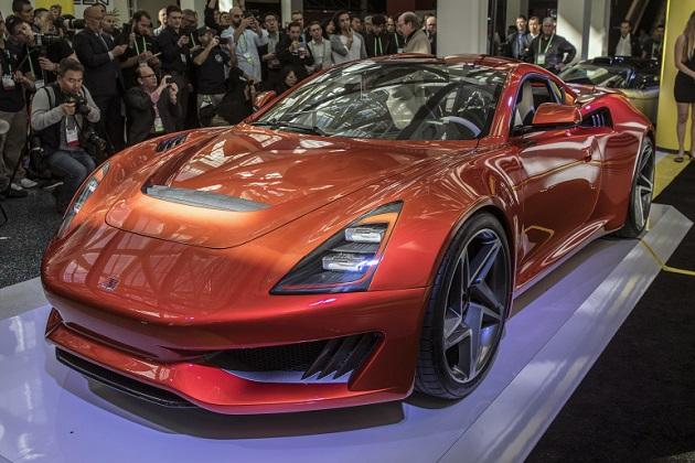 新型スポーツカー「サリーン1」の価格やサイズが明らかに! 初期は米国で生産を計画