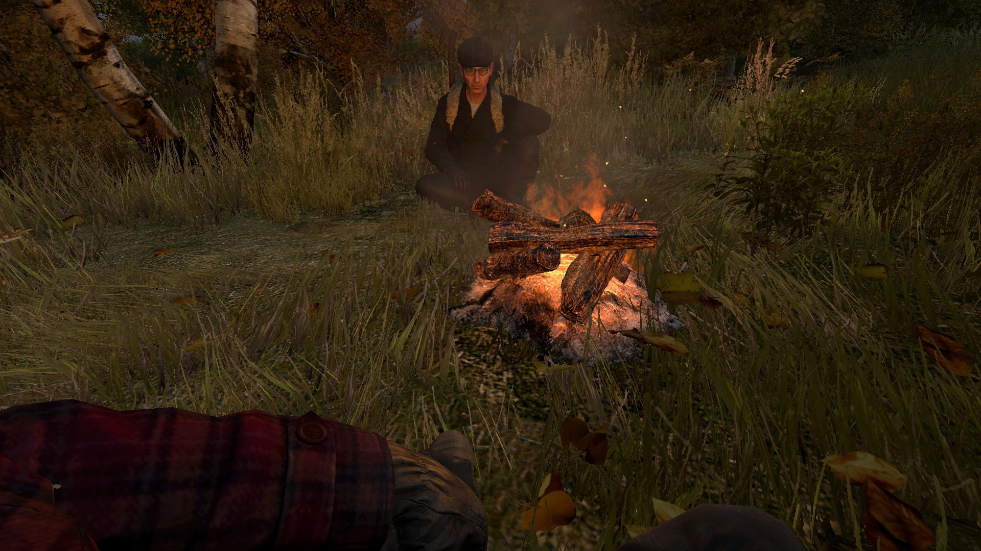 DayZ will allow players to skin and eat other humans!