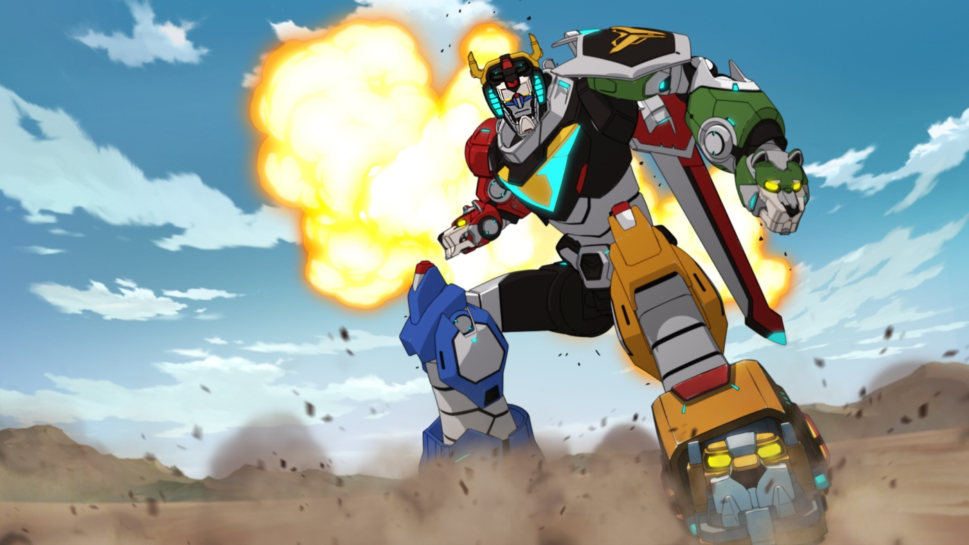 What's on your HDTV: 'Voltron,' 'Mirror's Edge' and 'House of Lies'