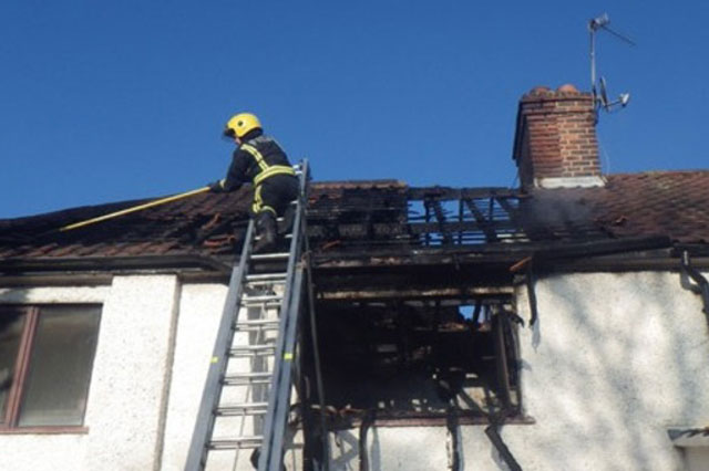 Nutella jar containing loom bands sparks huge house fire