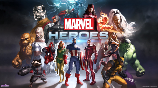 Marvel Heroes cast