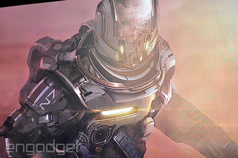 Bioware teases next installment of 'Mass Effect' and new, unnamed title at E3