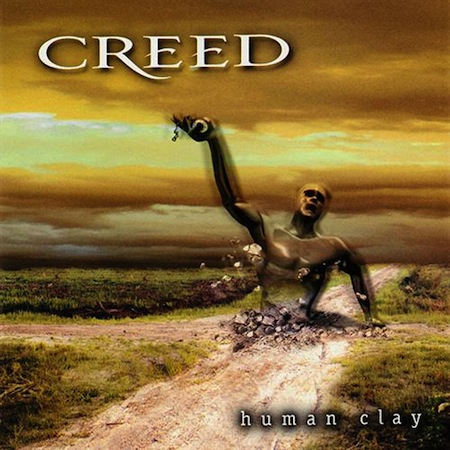shitty albums we all owned, terrible albums we all owned growing up, creed human clay