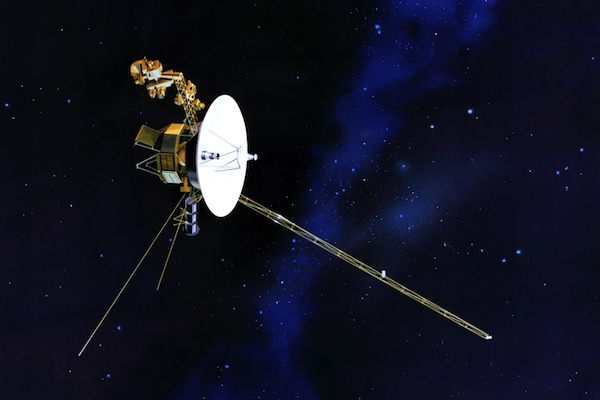 things that will make you feel less lonely, voyager 1