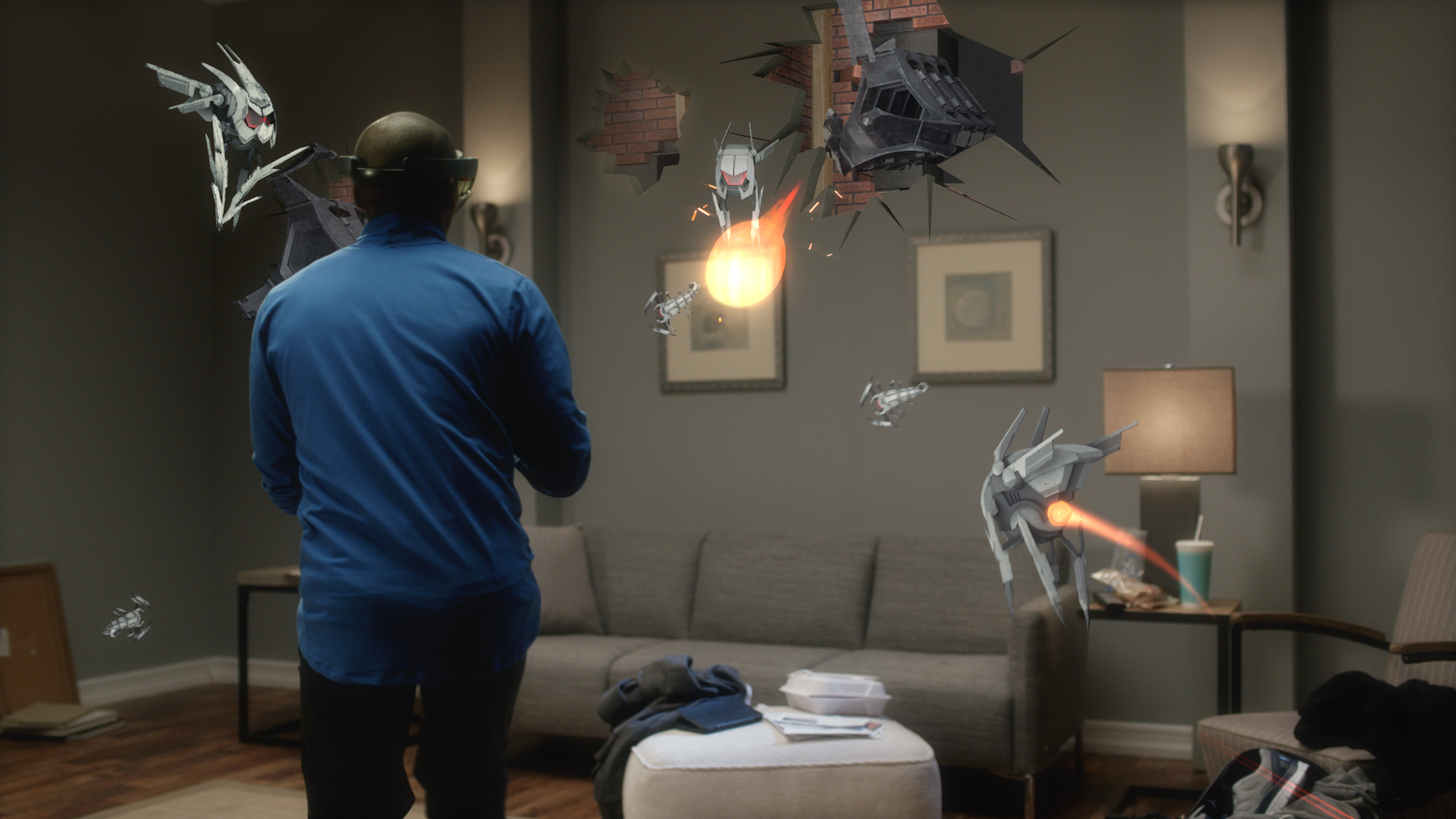 'Project XRay' looks like more fun to play in this photo than in the actual demo.