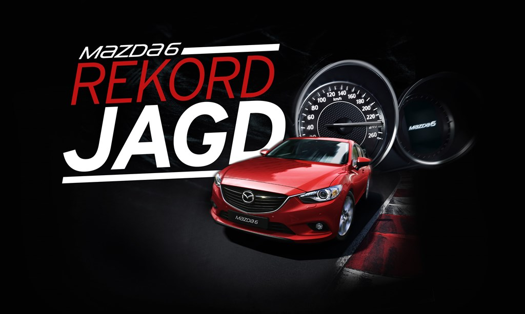 Mazda, Rekordfahrt, Rekordjäger, Mazda 6, Papenburg, qualifying, Hockenheimring, bewerber, rennfahrer gesucht, Weltrekordfahrt, weltrekordjäger,