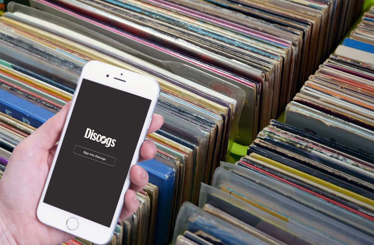 Vinyl fans rejoice: Discogs finally has a dedicated mobile app
