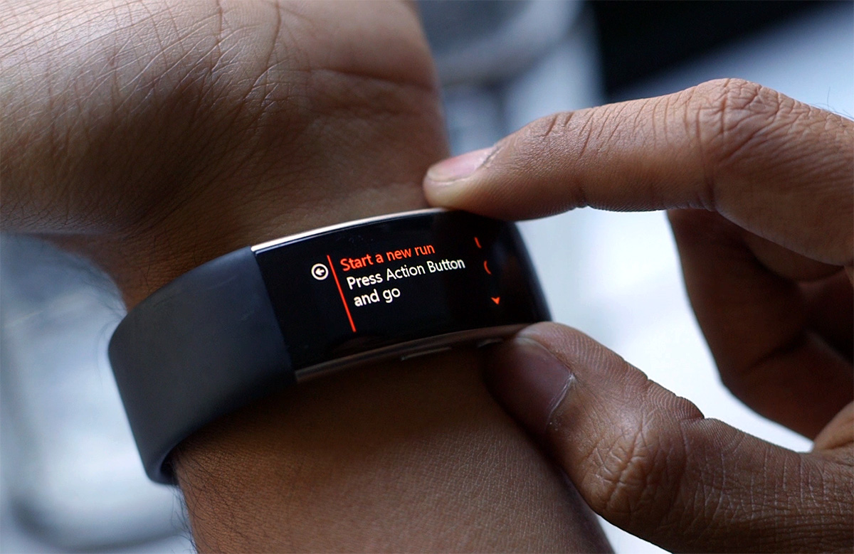 Tell your Volvo what to do with the Microsoft Band 2 this spring