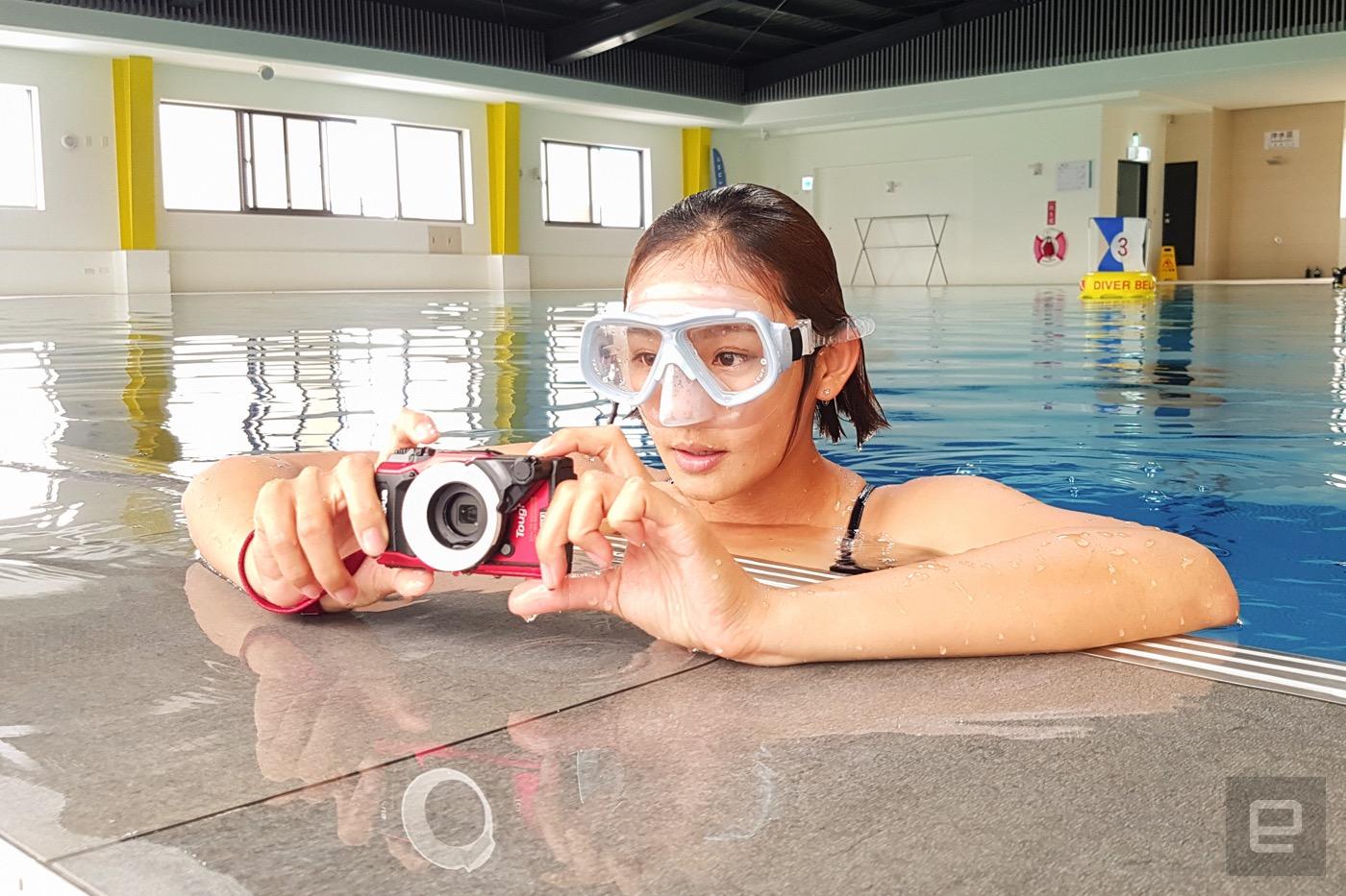 奥林巴斯 TG-5 登场:水中摄影神器再进化