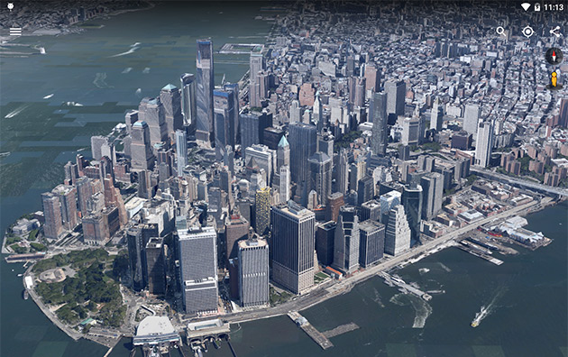 Google Earth for Android is now faster, better at 3D exploration