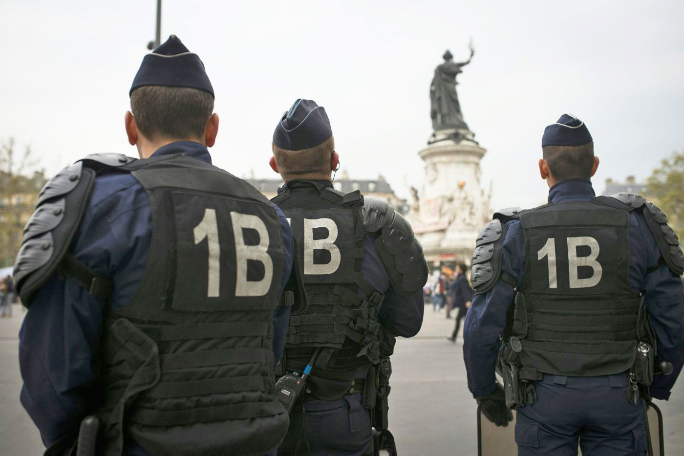 Paris police want drones to watch over crowds