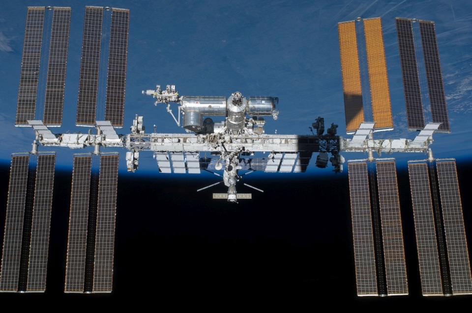 NASA is working with Russia on a new space station